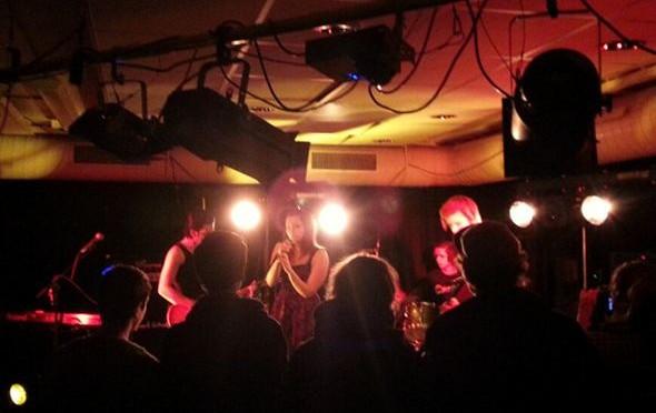 Konsertaktuelle Allison's Lullaby – tungt og melodiøst