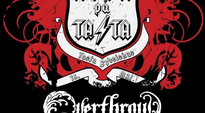 Rock på Tasta 16 mai – Tastastøy