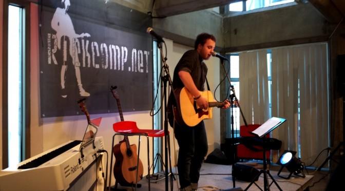 FOTO: Rockcomp Showcase sammen med Musikkbiblå – Høst 2013