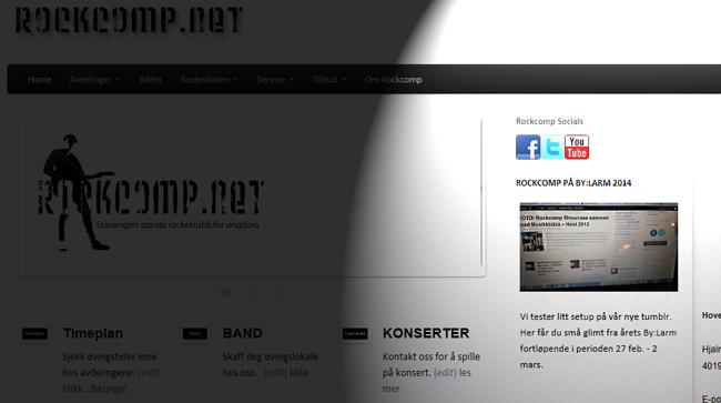 Rockcomp på By:Larm – Bilder i farten