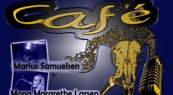 Café Live i Bekkefaret // Konsertscenen åpnes for  høsten tir. 21 okt, kl. 18:00