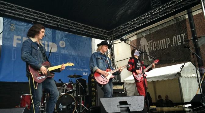 FOTO: Fritidsklubbenes Dag // 25 april 2015 – Arneageren