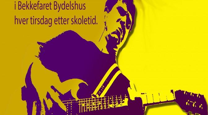 Gitarkurs – Ledige plasser i Rockcomp Bekkefaret