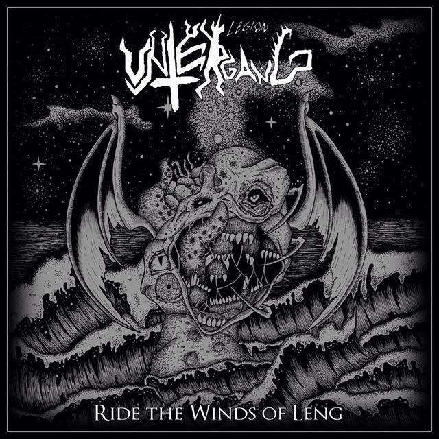 untergang ride the winds of leng