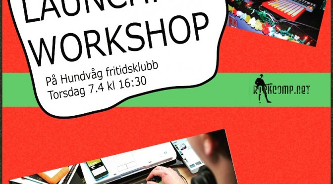 LaunchPad kurs // gratis workshop